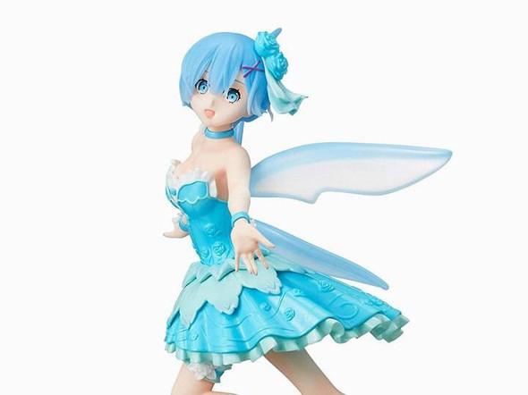 SEGA SEGA ReZero Starting Life in Another World Rem Fairy Ballet SPM Figure