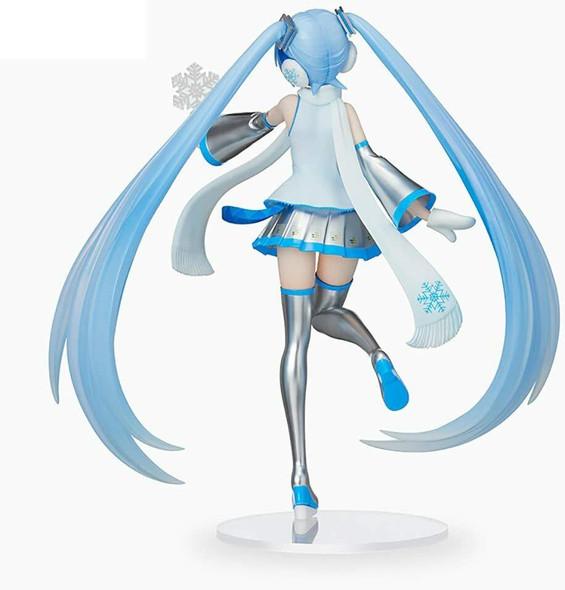 SEGA SEGA SPM Vocaloid Snow Miku Skytown Ver Figure
