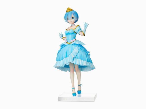 SEGA SEGA SPM ReZero Starting Life in Another World Rem Pretty Princess Figure
