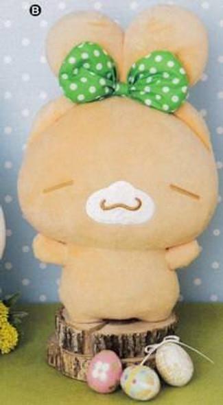 Furyu FuRyu Cinnamoroll Tied-up Ears Espresso Big Plush