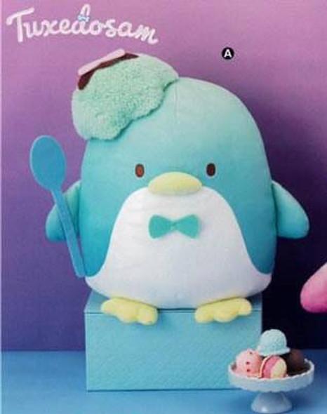 Furyu FuRyu Tuxedosam Sams Chocolate Ice Cream Blue Big Plush