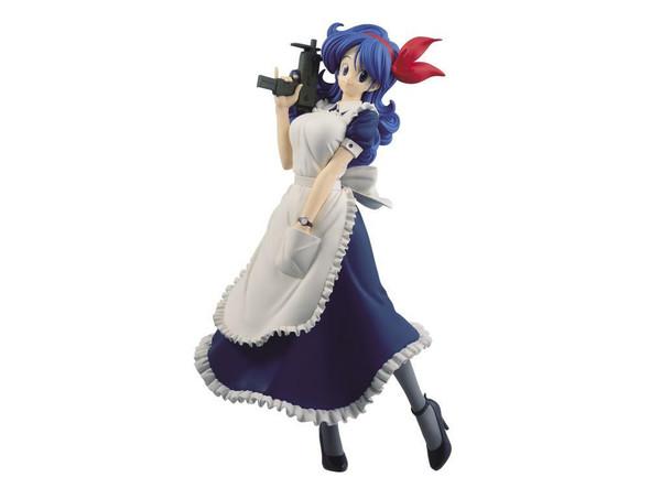 Bandai Spirits Banpresto Glitter and Glamours Dragon Ball Lunch Maid Blue Ver Figure