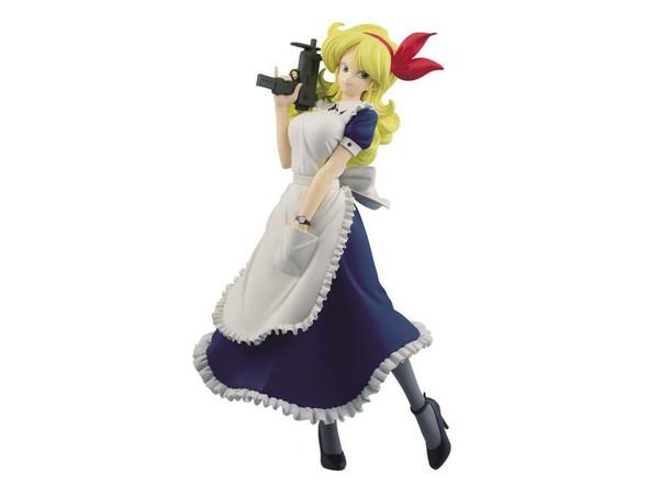Bandai Spirits Banpresto Glitter and Glamours Dragon Ball Lunch Maid Blonde Ver Figure