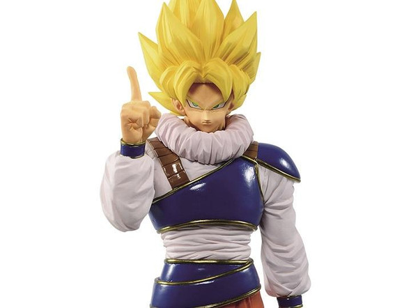Bandai Spirits Banpresto Dragon Ball Legends Collab Super Saiyan Goku Figure
