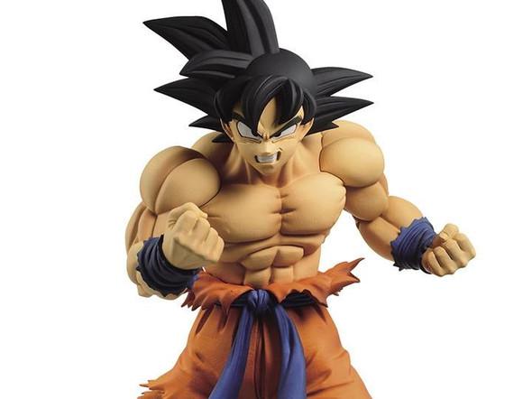 Bandai Spirits Banpresto Dragon Ball Z Maximatic Son Goku Figure