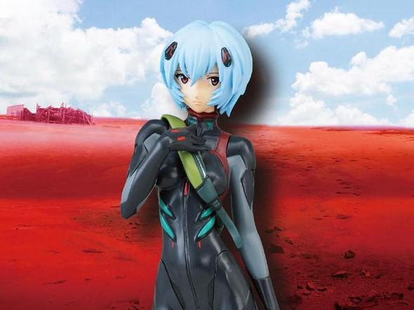 SEGA SEGA PM Rebuild of Evangelion Rei Ayanami Ver.1.5 Figure