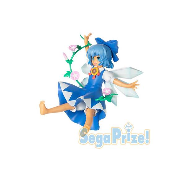 SEGA SEGA PM Touhou Project Sun Tanned Cirno Figure