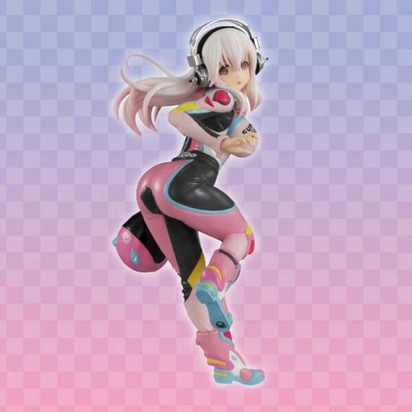 Furyu FuRyu SoniComi Super Sonico Concept Figure Rider Suit Figure