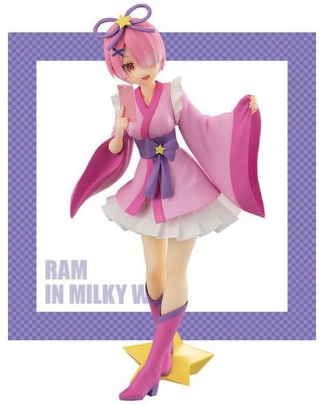 Furyu Furyu SSS ReZero Starting Life in Another World Precious Ram Milky Way Figure