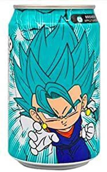 YHB Ocean Dragon Ball Z Super Saiyan God Vegito Apple Soda drink 330ml