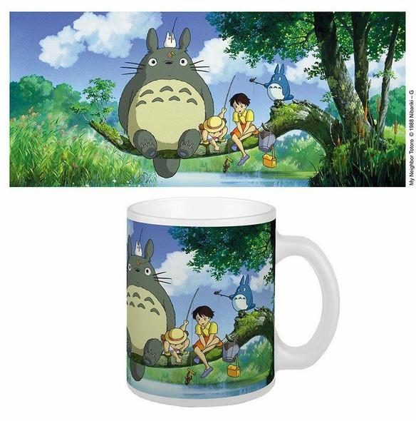 Semic Semic Studio Ghibli My Neighbour Totoro Official Mug 300ml