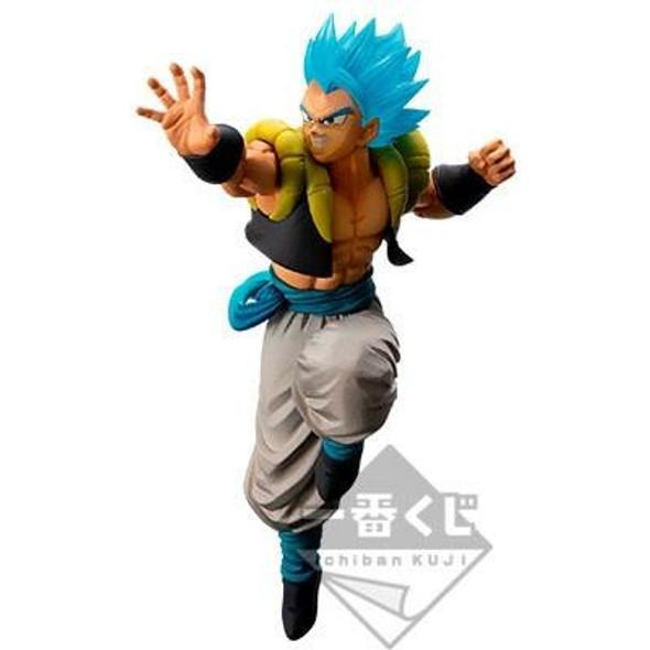 Bandai Spirits Banpresto Ichibansho Dragon Ball Super Saiyan God Super Saiyan Gogeta Figure