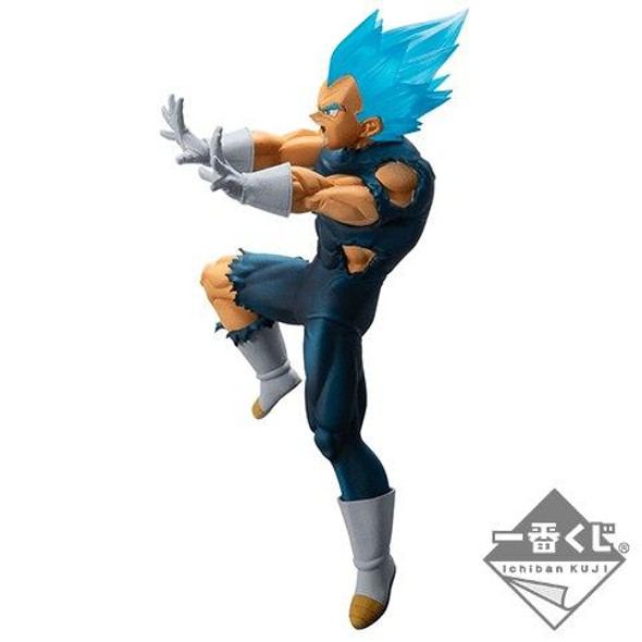 Bandai Spirits Banpresto Ichibansho Dragon Ball Super Saiyan God Super Saiyan Son Vegeta Figure