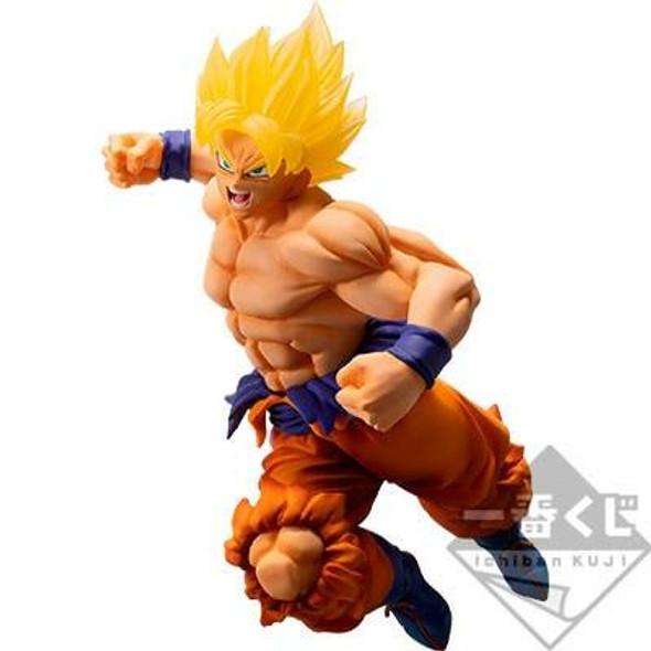 Bandai Spirits Banpresto Ichibansho Dragon Ball Super Saiyan Son Goku Figure