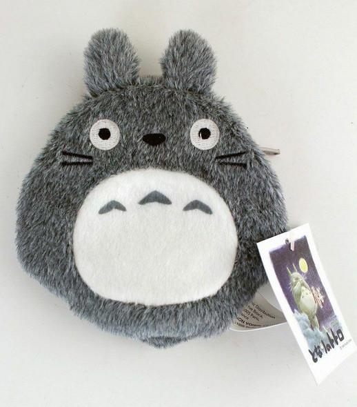 Sun Arrow Sun Arrow Studio Ghibli My Neighbour Totoro Official Plush Coin Purse 12cm