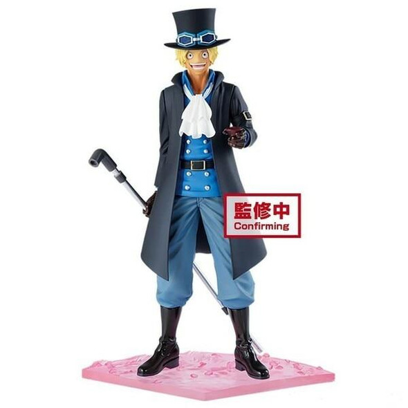 Bandai Spirits Banpresto One Piece Magazine Special Episode Luff Vol 3 Sabo Figure