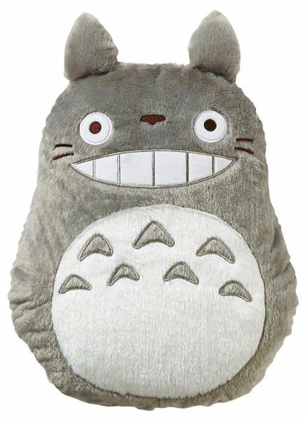 Marushin Marushin Studio Ghibli My Neighbor Totoro Official Plush Cushion Totoro 43 x 36 cm