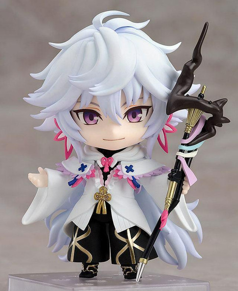 Good Smile Company Good Smile Company Nendoroid 970-DX Fate/Grand Order Caster/Merlin Magus of Flowers Action Figure