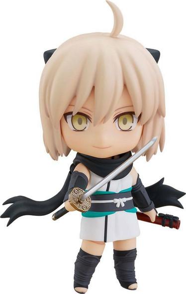 Good Smile Company Good Smile Company Nendoroid 1491 Fate/Grand Order Saber/Okita Souji Ascension Action Figure