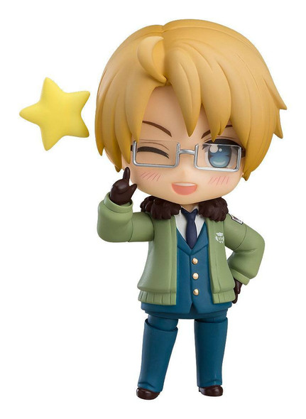 Good Smile Company Good Smile Company Nendoroid 1088 Hetalia World Stars USA Action Figure