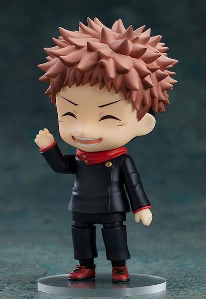 Good Smile Company Good Smile Company Nendoroid 1479 Jujutsu Kaisen Yuji Itadori Figure