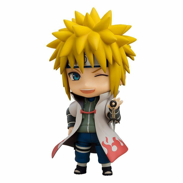 Good Smile Company Good Smile Company Nendoroid 1524 Naruto Shippuden Minato Namikaze 4th Hokage Figure