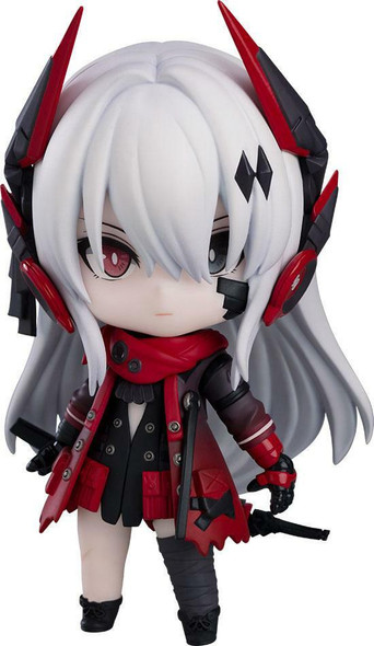 Good Smile Company Good Smile Company Nendoroid 1519 Punishing Gray Raven Lucia Crimson Abyss Action Figure