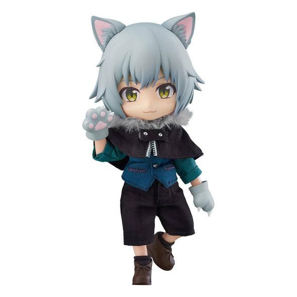 Good Smile Company Good Smile Company Nendoroid Doll Wolf Ash Action Figure