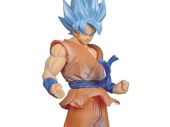 Bandai Spirits Banpresto Dragon Ball Clearise Super Saiyan God Super Saiyan Son Goku Figure