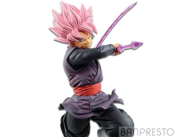 Bandai Spirits Banpresto Dragon Ball Super X Materia Goku Black Figure