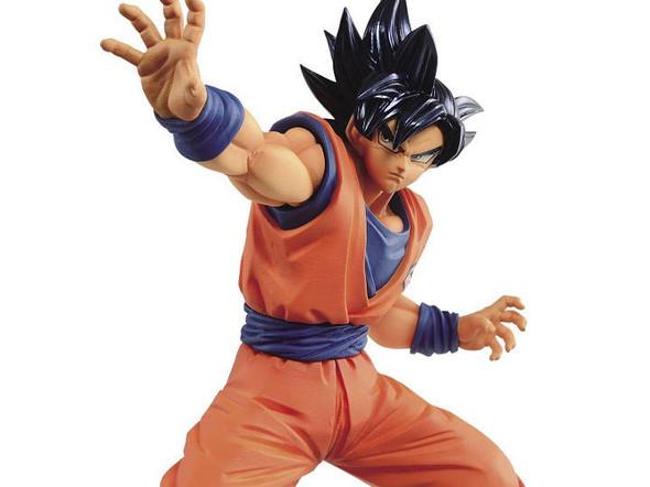 Bandai Spirits Banpresto Dragon Ball Super Maximatic Goku Ultra Instinct Sign Figure