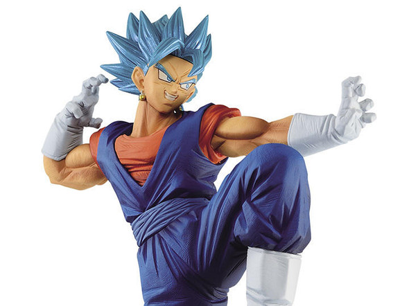 Bandai Spirits Banpresto Dragon Ball Super Super Saiyan God Super Saiyan Vegito FES Vol.14 Figure