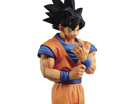 Bandai Spirits Banpresto Dragon Ball Z Solid Edge Works Goku Vol 1 Figure
