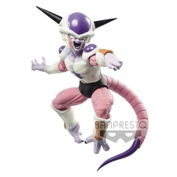 Bandai Spirits Banpresto Dragon Ball Z Full Scratch Frieza Figure