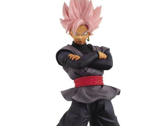 Bandai Spirits Banpresto Dragon Ball Super Warriors Battle Retsuden II Goku Black Vol.6 Figure