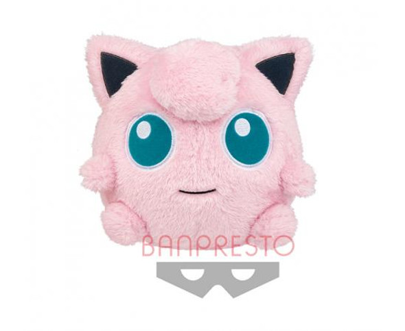 Banpresto Banpresto Pokemon Hokkori Iyasare Jiggly Puff Official 30cm Plush