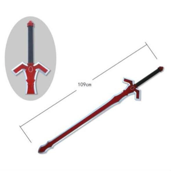 EA-SWORD Sword Art Online Demonic Sword Cosplay Foam Sword