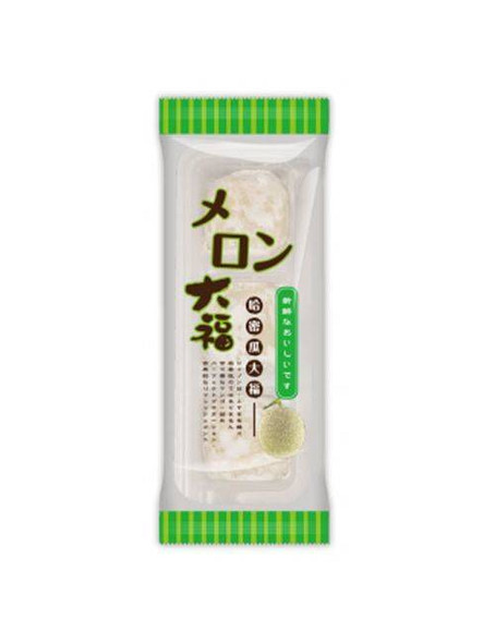 Bamboo House Bamboo House Fruit Mochi - 81g Melon Pack of 3