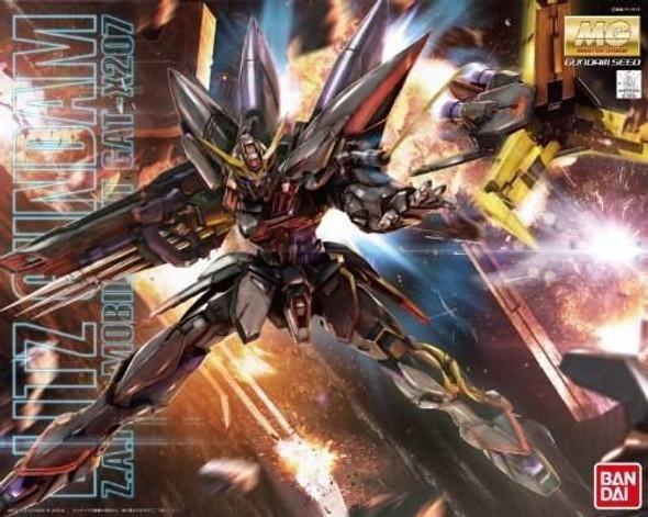 Bandai Bandai Hobby MG Blitz Gundam Master Grade 1/100 Model Kit