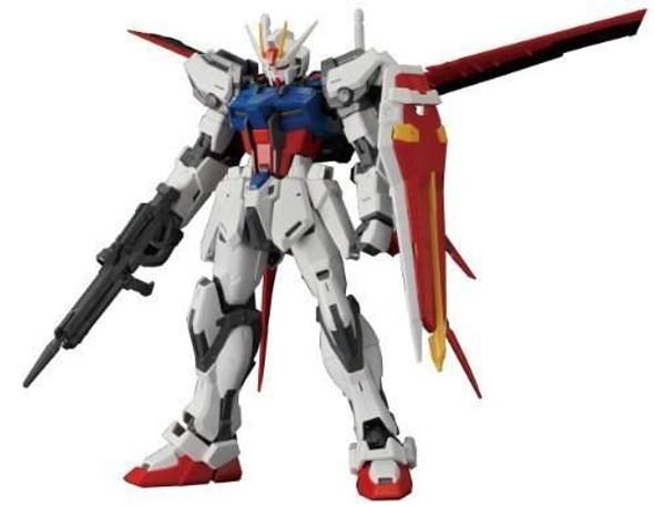 Bandai Bandai Hobby MG Aile Strike Gundam Ver Master Grade RM 1/100 Model Kit