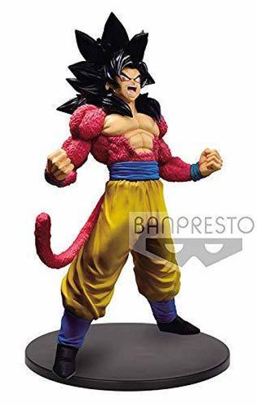 Banpresto Banpresto Dragon Ball GT Blood Of Saiyans Super Saiyan 4 Son Goku Figure