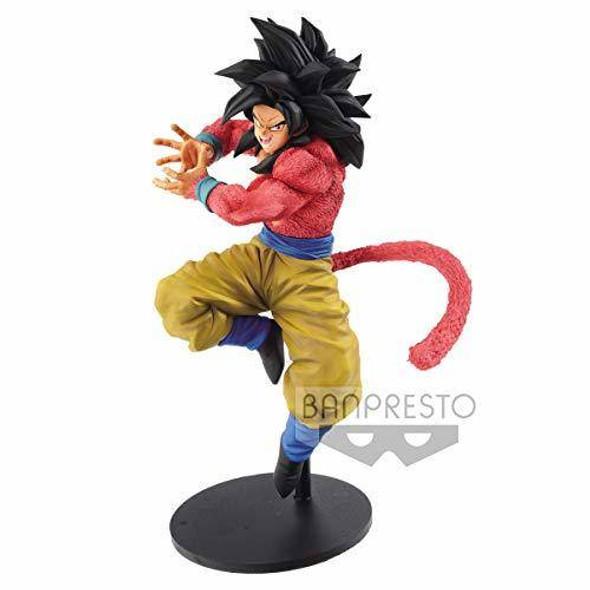 Banpresto Banpresto Dragon Ball GT Super Saiyan 4 Son Goku Kamehameha Figure