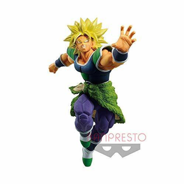 Banpresto Banpresto Dragon Ball Super Broly SSJ Match Makers Figure