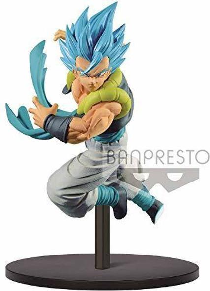 Banpresto Banpresto Dragon Ball Super God Saiyan Gogeta chosenshiretsuden Vol 5 Figure