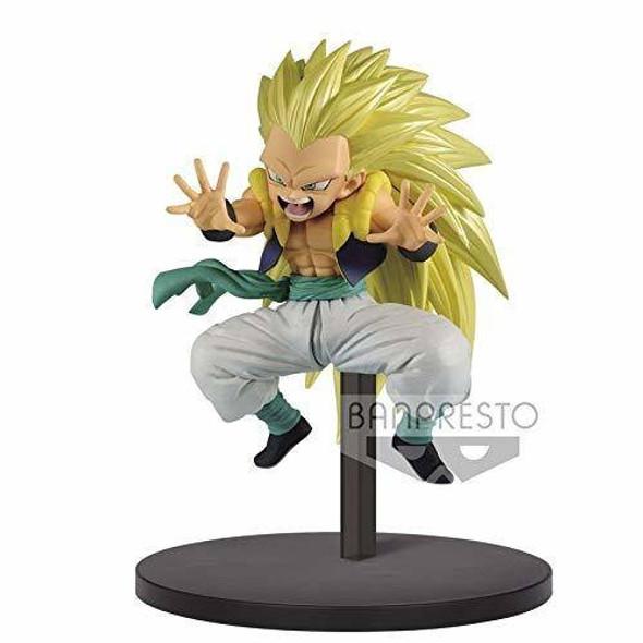 Banpresto Banpresto Dragon Ball Super Saiyan 3 Gotenks Chosenshiretsuden Vol 2 Figure