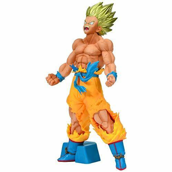 Banpresto Banpresto Dragon Ball Z Super Saiyan Goku Blood Of Saiyan Figure