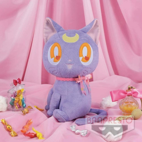 Banpresto Banpresto Sailor Moon Diana Luna Soft Plush 35cm