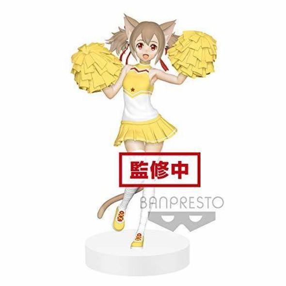 Banpresto Banpresto EXQ Sword Art Online Memory Defrag Silica Cheerleading Figure