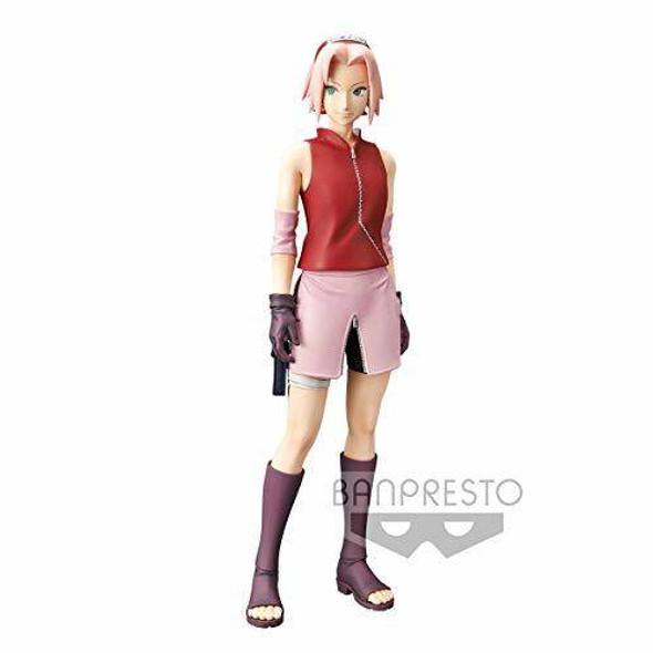 Banpresto Banpresto Grandista Naruto Shippuden Haruno Sakura Figure