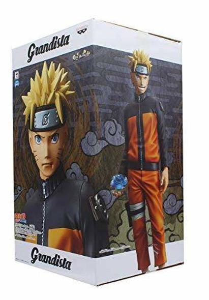 Banpresto Banpresto Grandista Naruto Shippuden Naruto Uzumaki Figure
